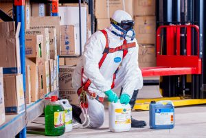 Chemical Inventory Classification